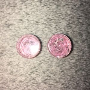 Pink Crackle Plugs